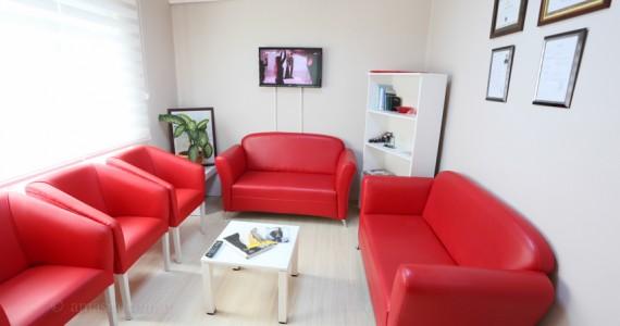 Bartın Diş Kliniği Bekleme Salonumuz 2